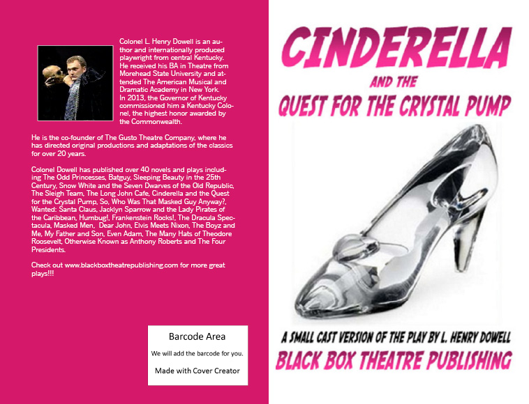 Cinderella and the Quest for the Crystal Pump (Small Cast Version)