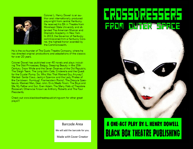 Crossdressers from Outer Space