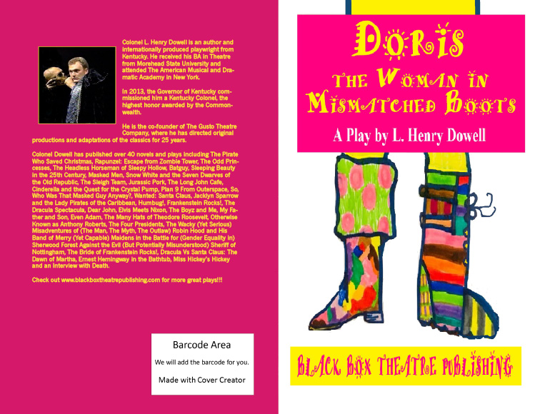 Doris: The Woman in Mismatched Boots