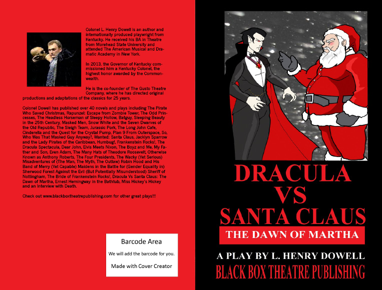 Dracula Vs Santa Claus: The Dawn of Martha