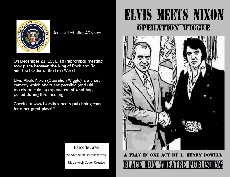Elvis Meets Nixon: Operation Wiggle
