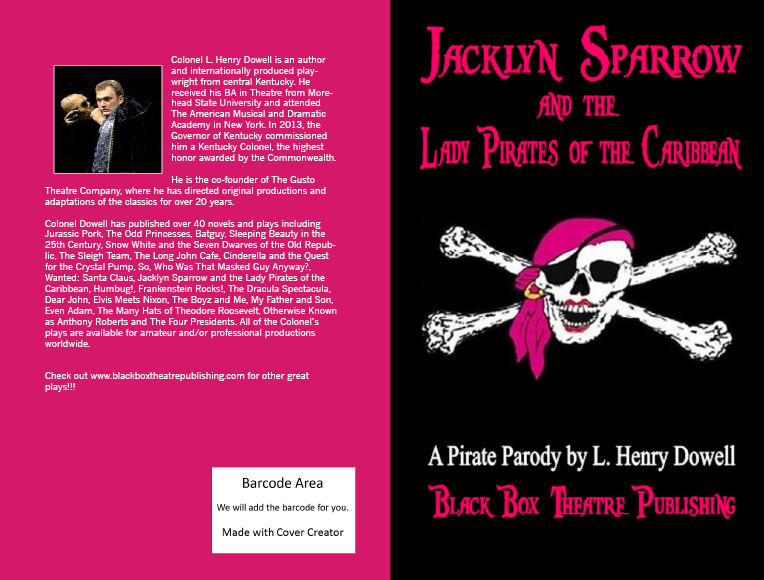 Jacklyn Sparrow and the Lady Pirates of the Caribbean