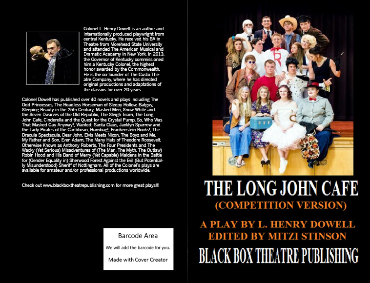 The Long John Cafe (Competition Version)