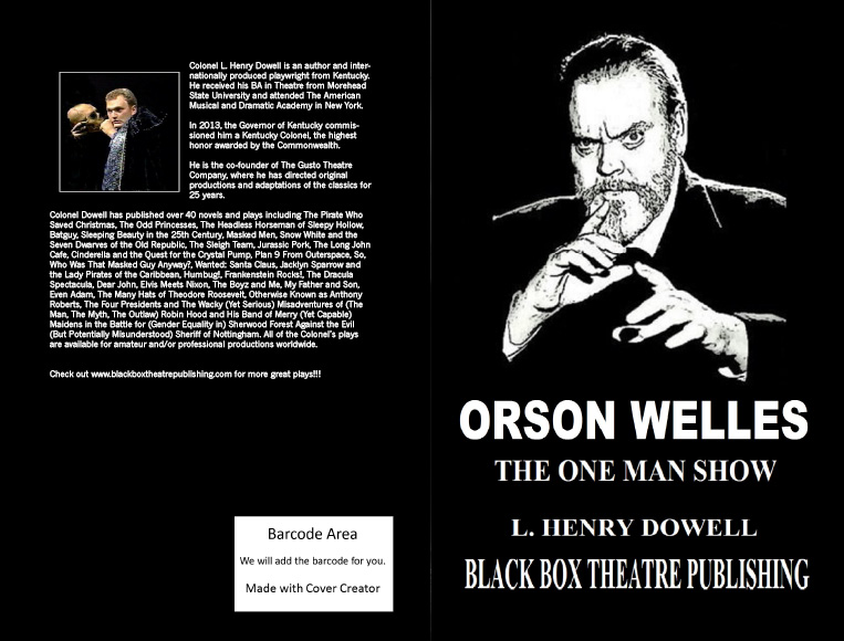 Orson Welles: The One Man Show