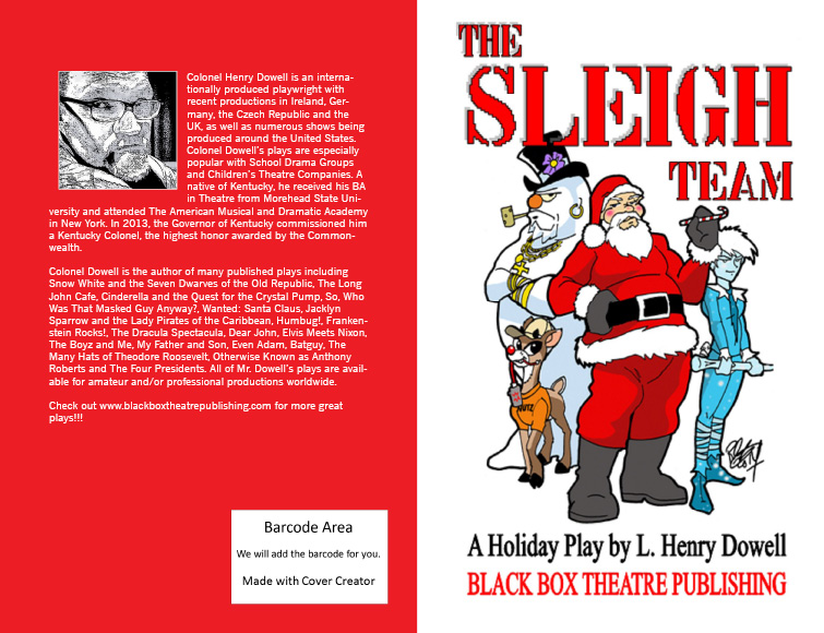 The Sleigh Team