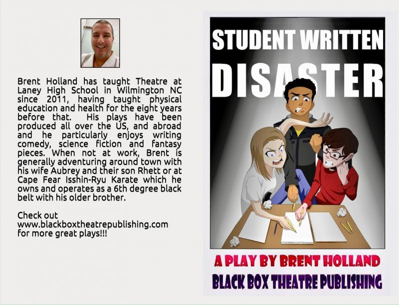Black Box Theatre Publishing Company - Student Written Disaster A